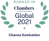Channa Samkalden - Chambers Global